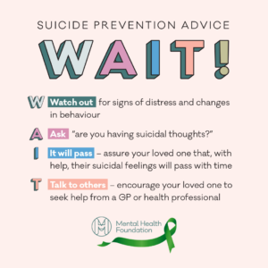 Suicide Prevention Day Graphic