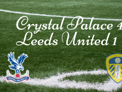 Crystal Palace 4 v Leeds United 1