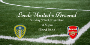 Preview -Leeds United v Arsenal
