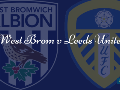 West Brom v Leeds United