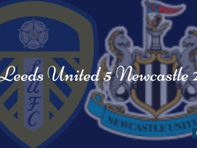 Leeds 5 Newcastle 2