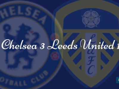 Chelsea 3 Leeds 1